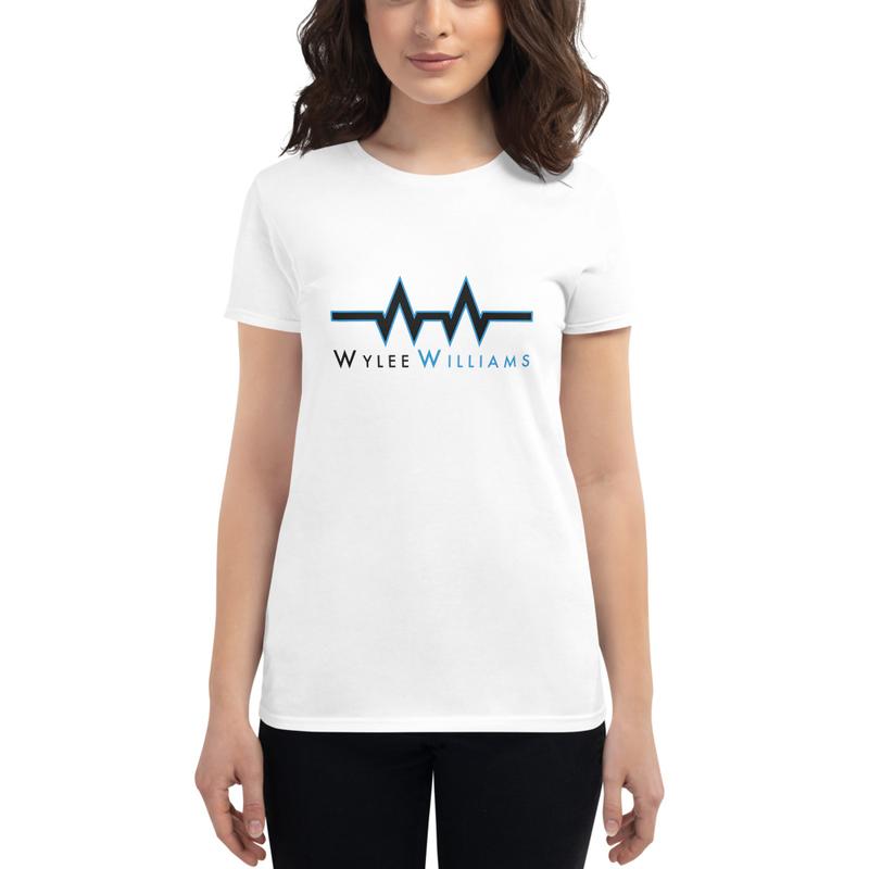 Women's Logo Tee White