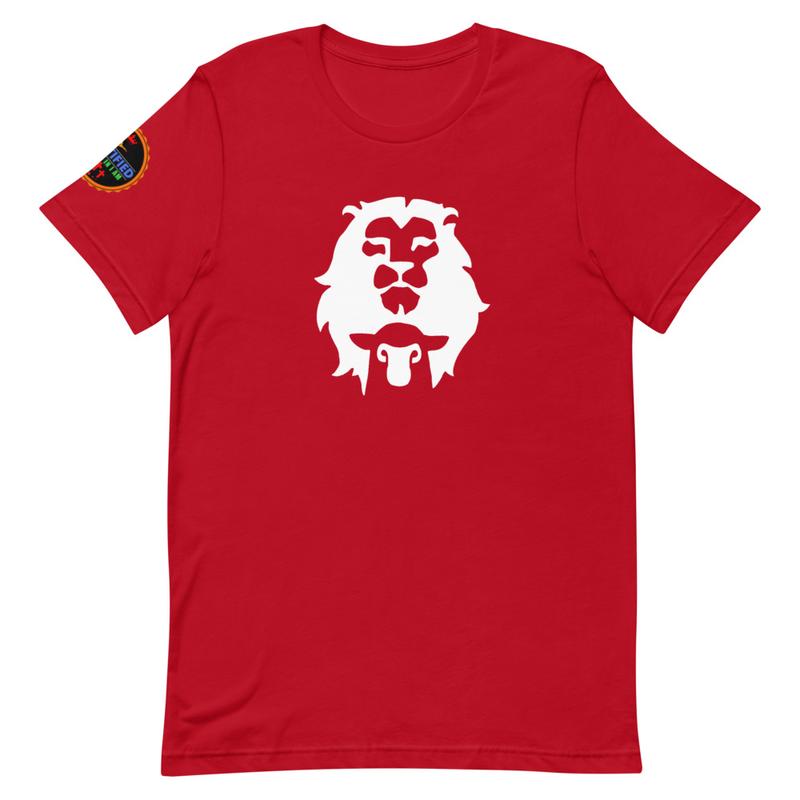 Lion & Lamb Ts (Unisex)