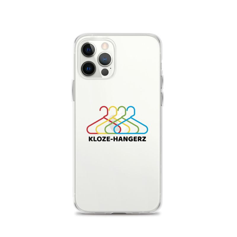 Kloze-Hangerz iPhone Case