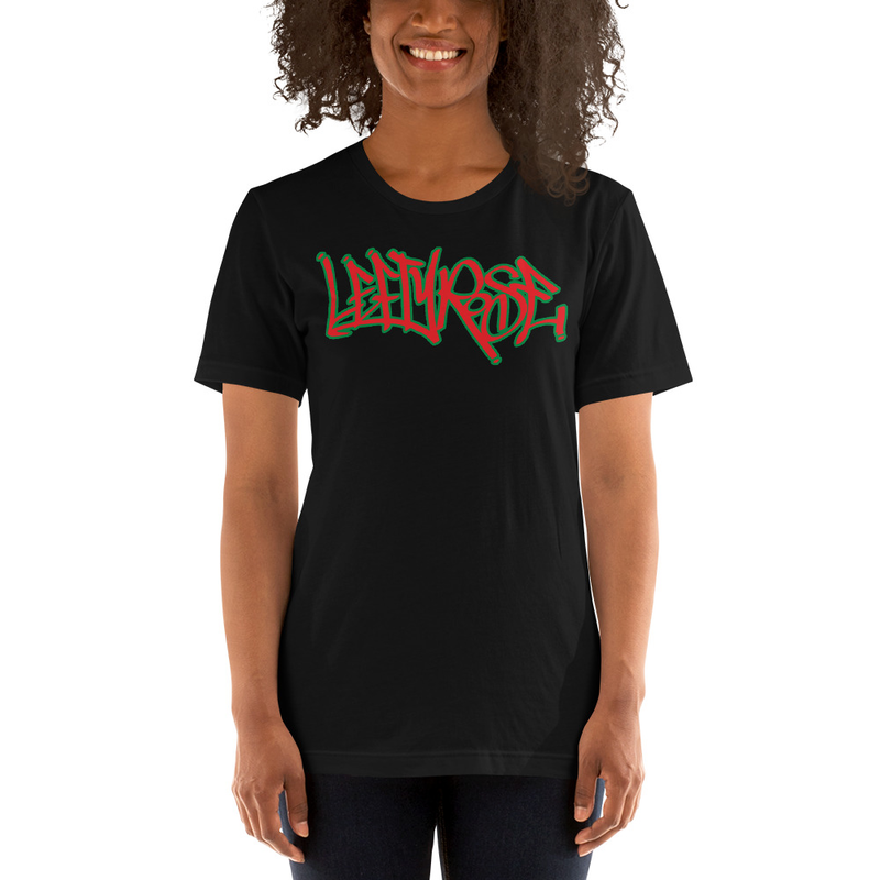 RBG TRIBE LR LOGO Short-Sleeve Unisex T-Shirt