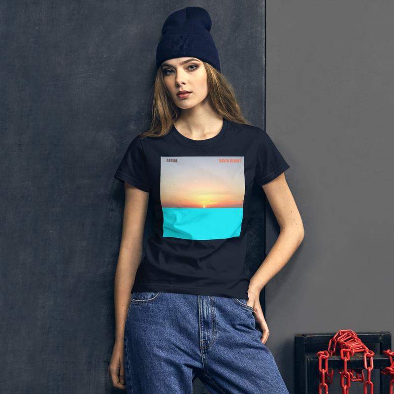 Aerial Women's short sleeve t-shirt