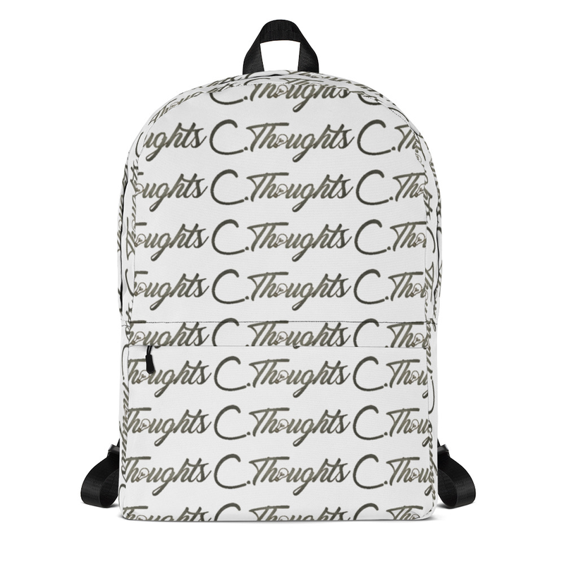 C.Thoughts Logo Backpack