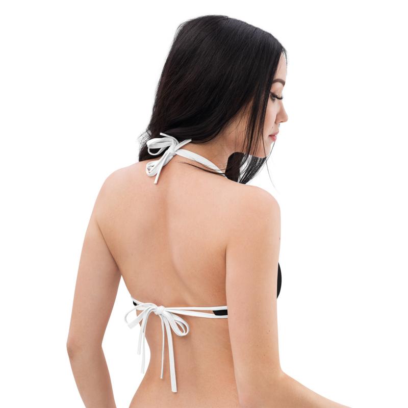 Prison Art Album Cover Bikini Top
