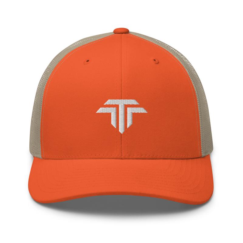 Retro Trucker Hat - Icon Logo