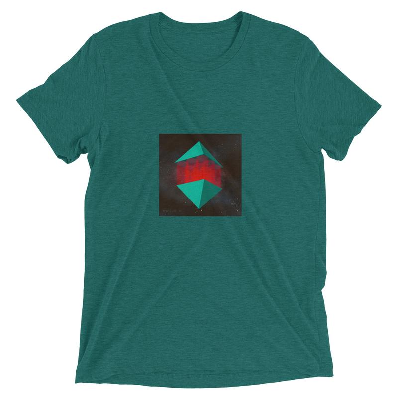 Short sleeve t-shirt (KW | JR - II Aqua)