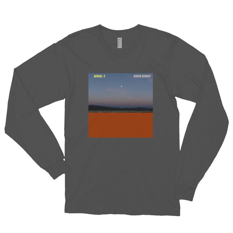 Aerial 2 Long sleeve t-shirt