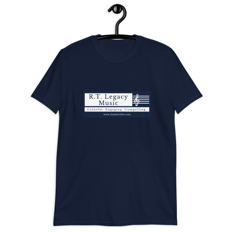 R.T. Legacy Short-Sleeve Unisex T-Shirt