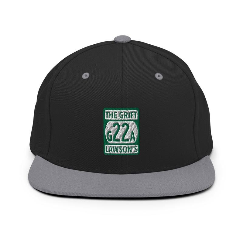 G22A Snapback Hat