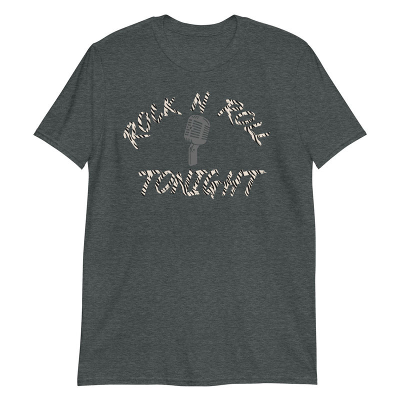 Lÿnx Rock n' Roll Tonight Unisex T-Shirt