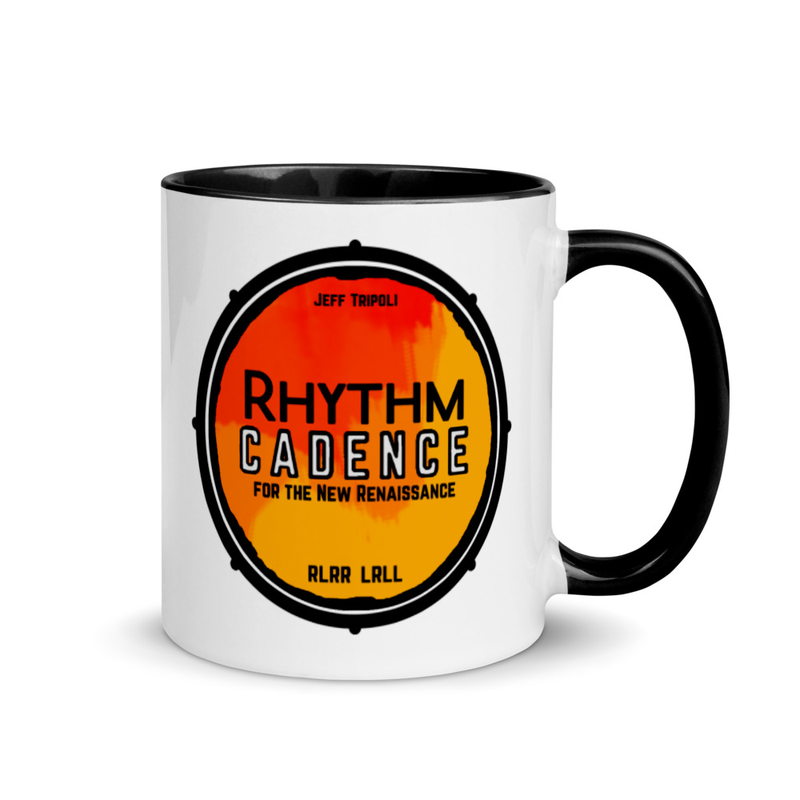 Rhythm Cadence 11oz Ceramic Mug