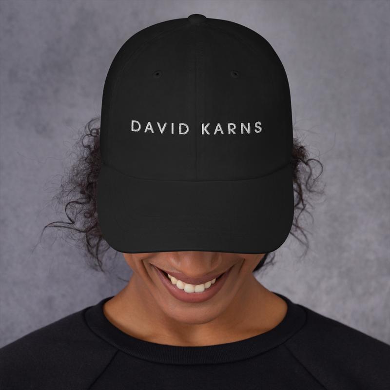 David Karns hat