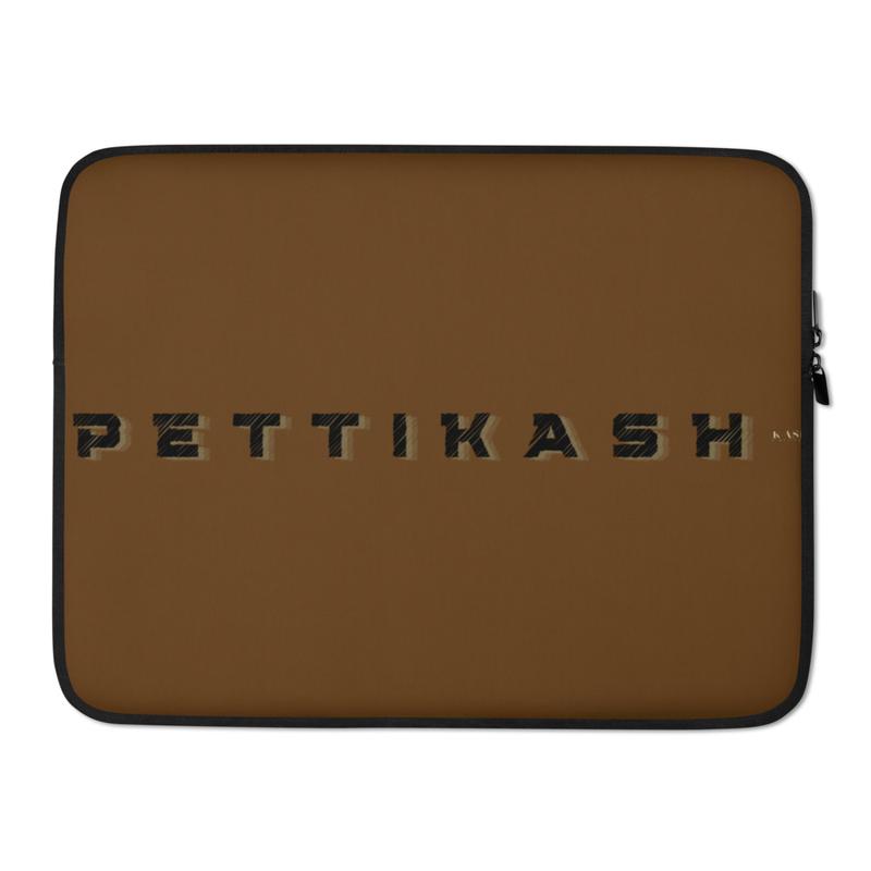 PettiKash Laptop Sleeve