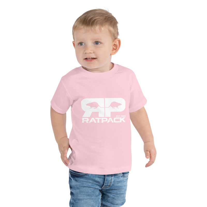 RatPack Toddler Short Sleeve Tee
