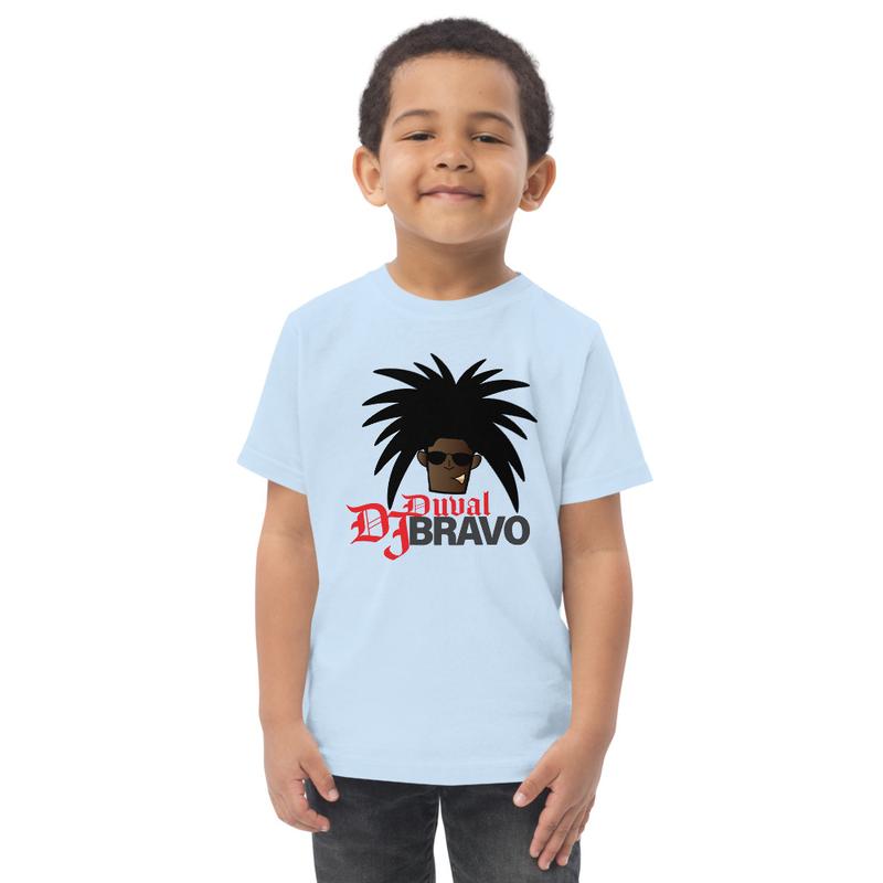 Duval DjBravo Toddler jersey t-shirt