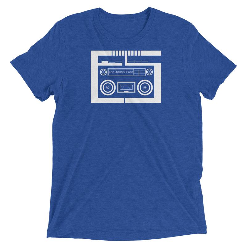 Boombox Logo - Short Sleeve T-shirt