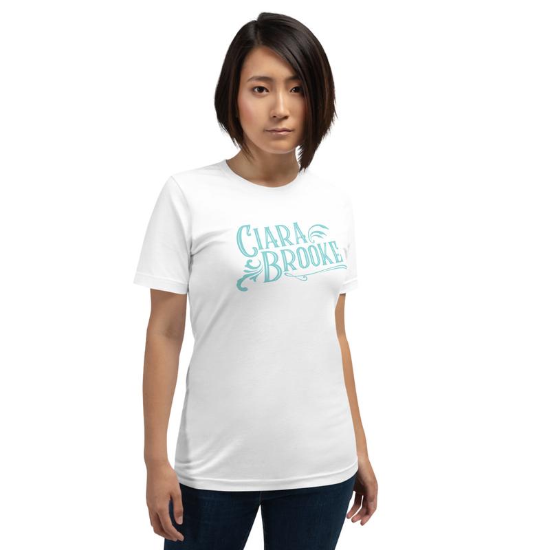 Ciara Brooke BLUE Graphic T Shirt