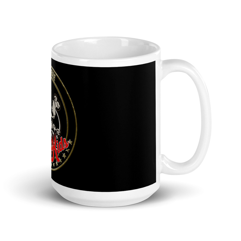 CK Original Logo glossy mug