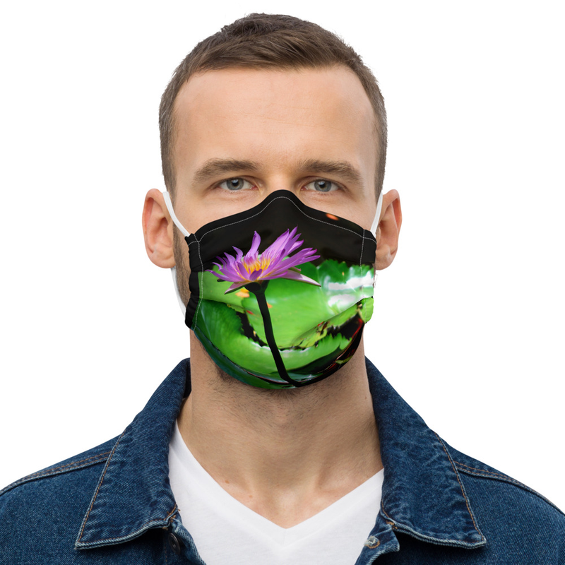 Lotus1 - Premium face mask