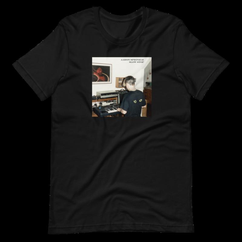 Aaron Sprinkle - Slow Stop T-Shirt