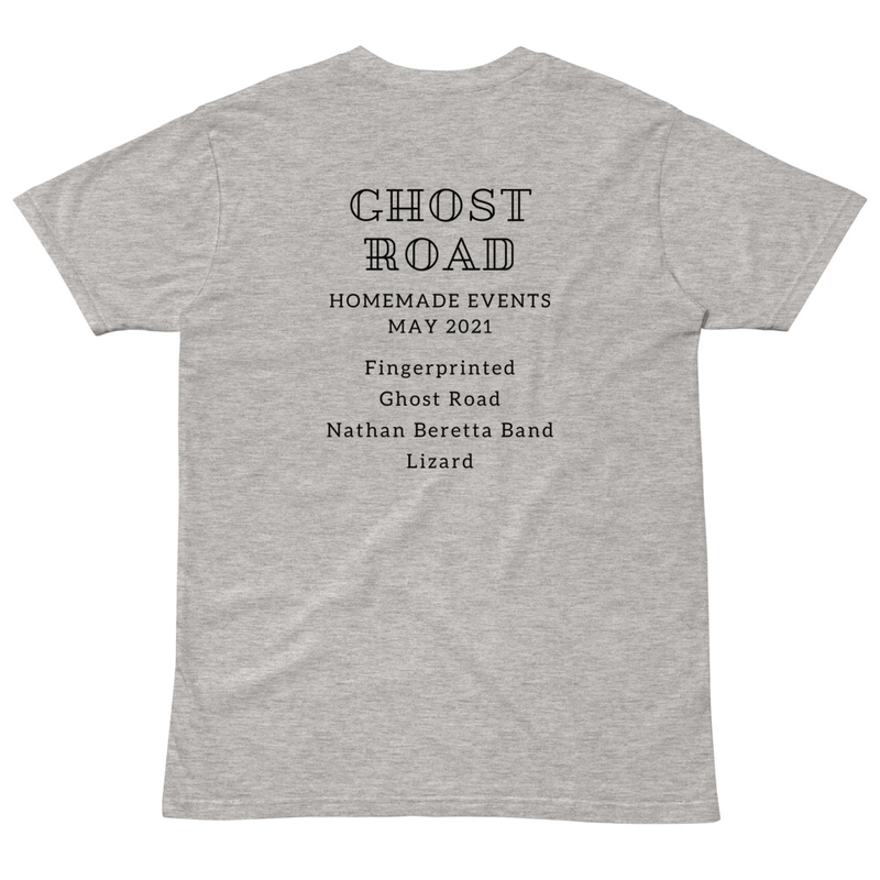 Ghost Road Homemade Events May 2021 - Black