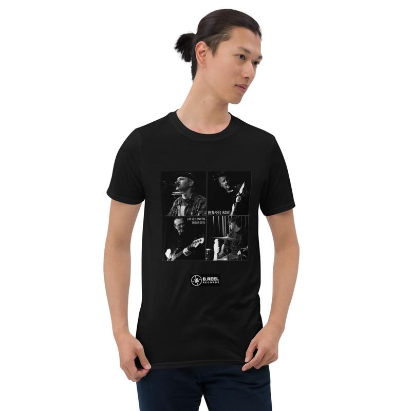 Ben Reel Band live in JJ Smyths - Short-Sleeve Unisex T-Shirt