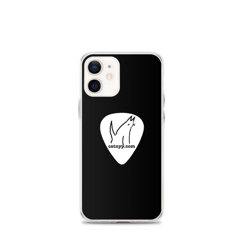 Catnyp logo iPhone Case