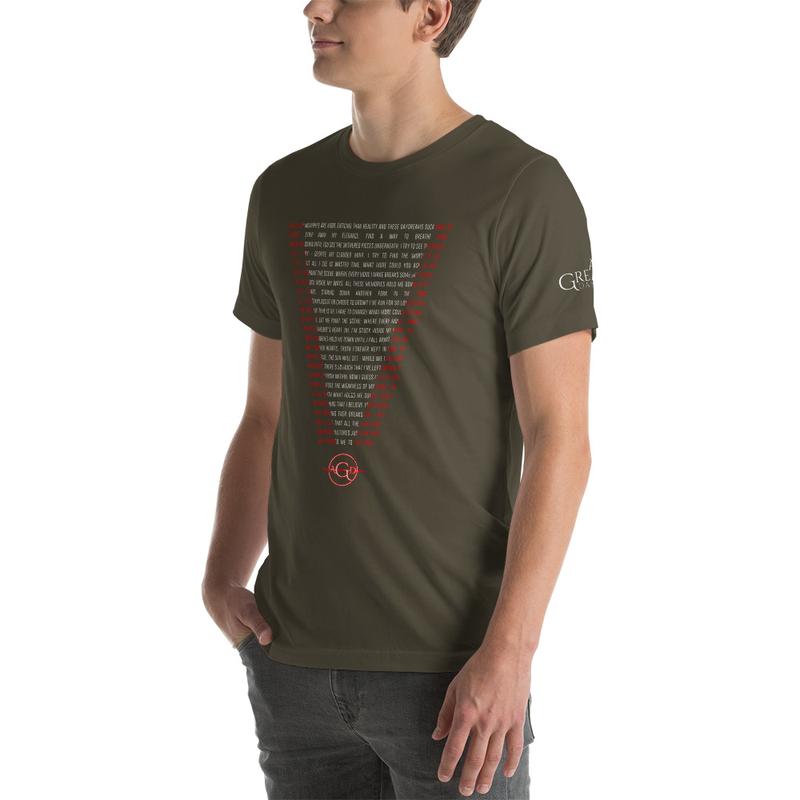 """""""V"""" for Vertigo - T-shirt"""