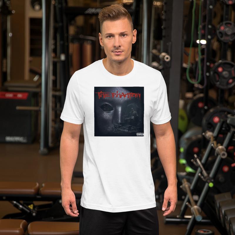 The Phantom Album Cover (Unisex T-Shirt)