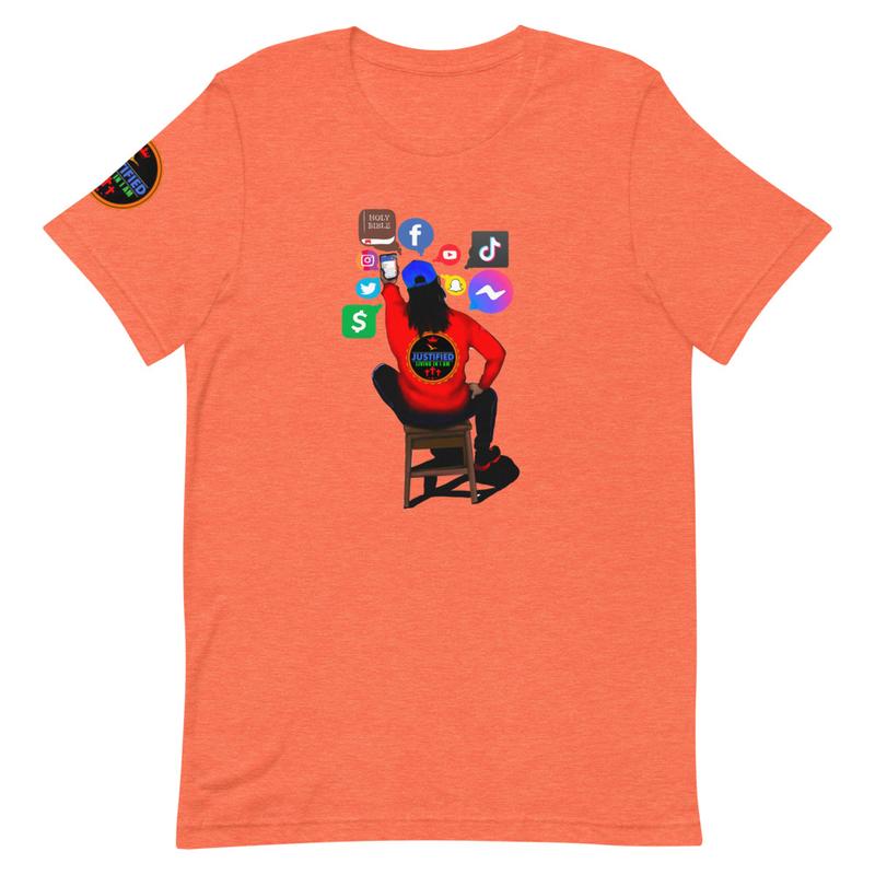 Social Life Tshirt (Unisex)