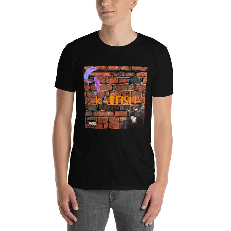 Short-Sleeve Unisex T-Shirt - KATFISH ALBUM