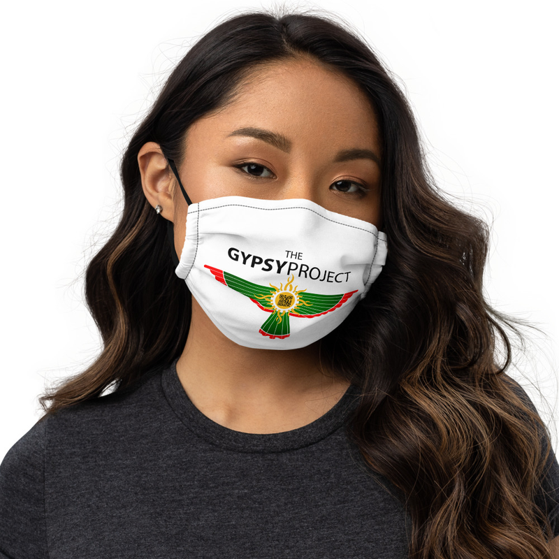 The Gypsy Project Premium face mask