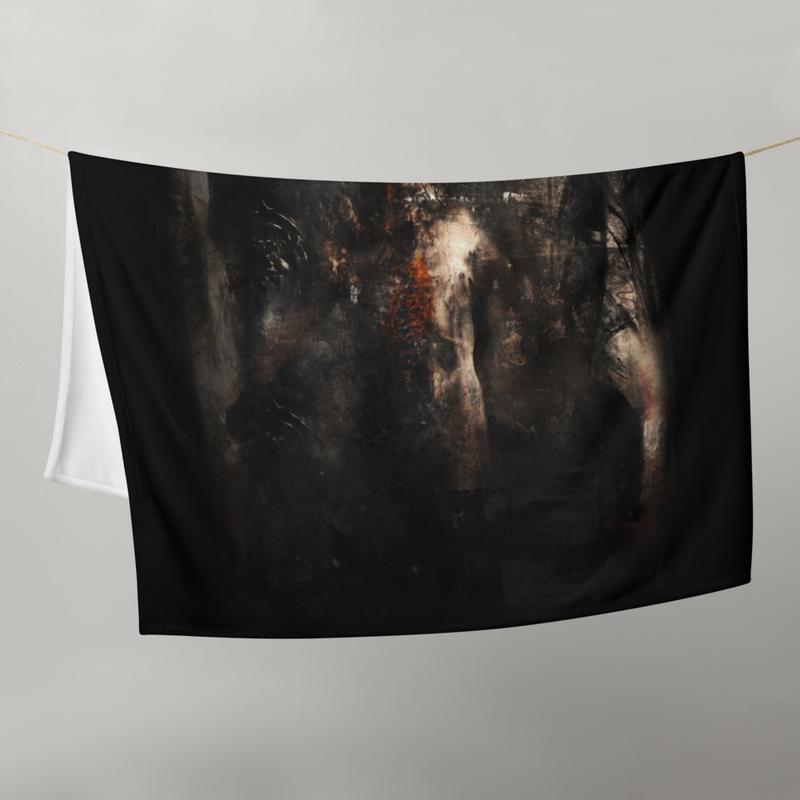 Hideous Throw Blanket