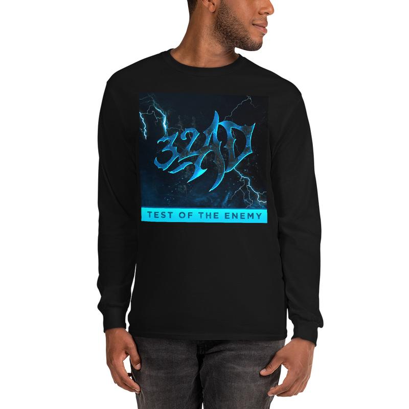 32AD - Men's Long Sleeve Shirt (TotE Art)