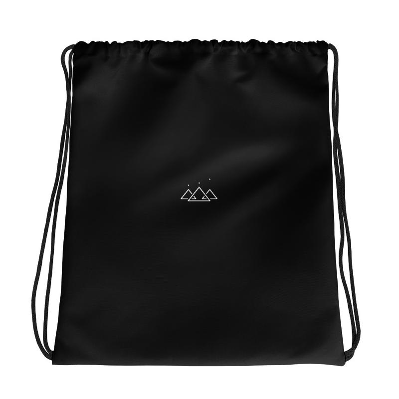 Origins Of Orion Icon Drawstring bag