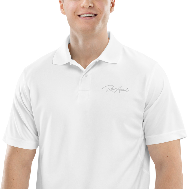 Men's Robert Armand performance polo