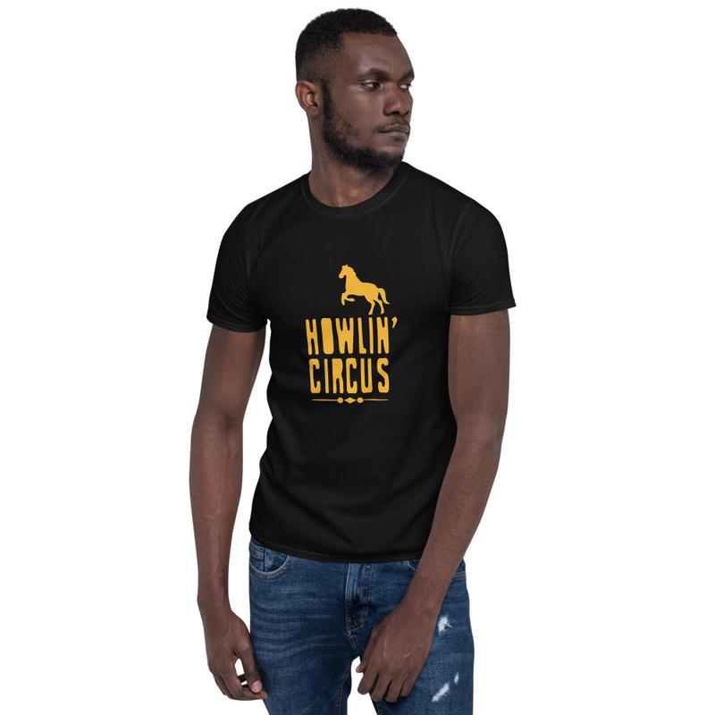 HC Horse Short-Sleeve Unisex T-Shirt