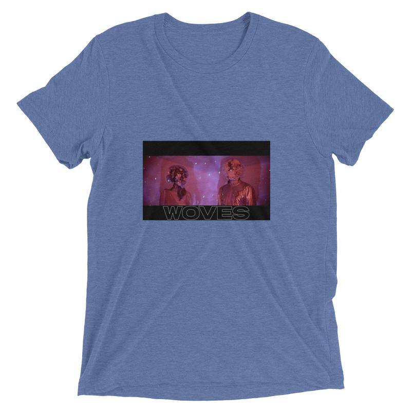 Short sleeve t-shirt (Woves - Astronauts)