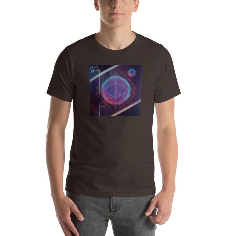 """""""in not of"""" Album Cover men's t-shirt"""