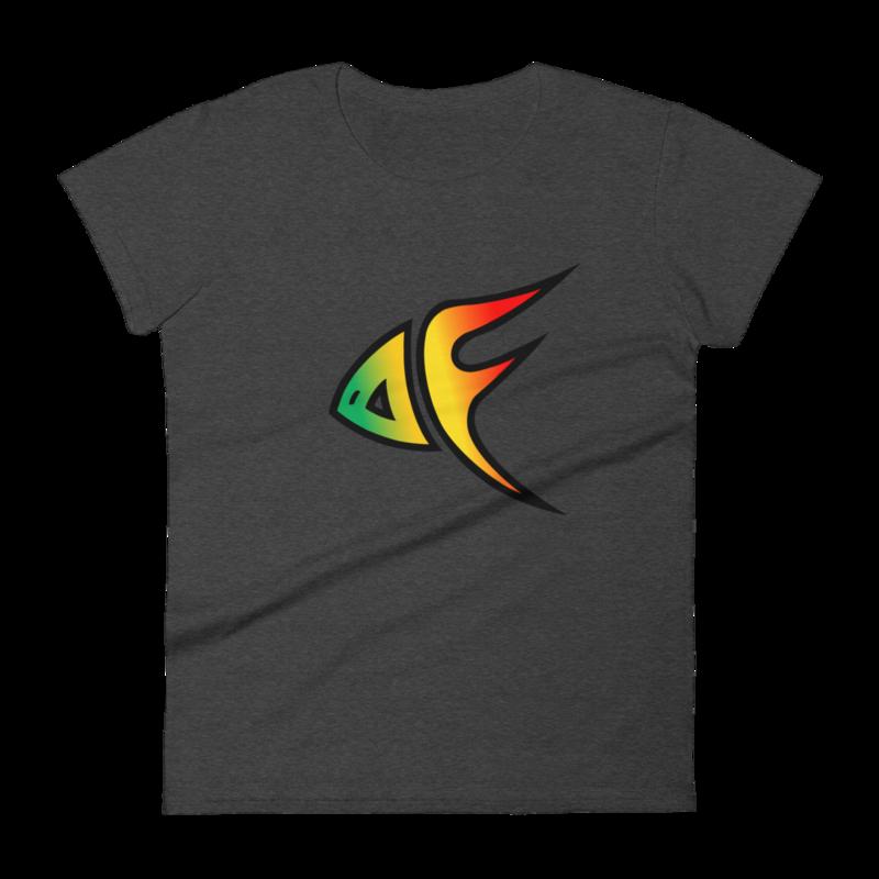 DF Logo Basic Women's Cut Shirt