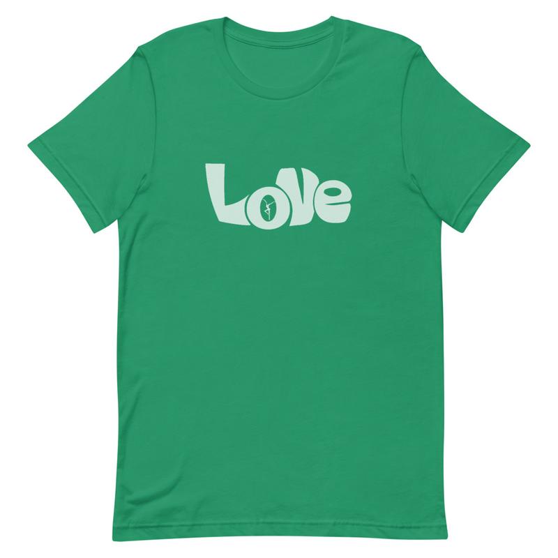 Love Short-Sleeve Unisex T-Shirt
