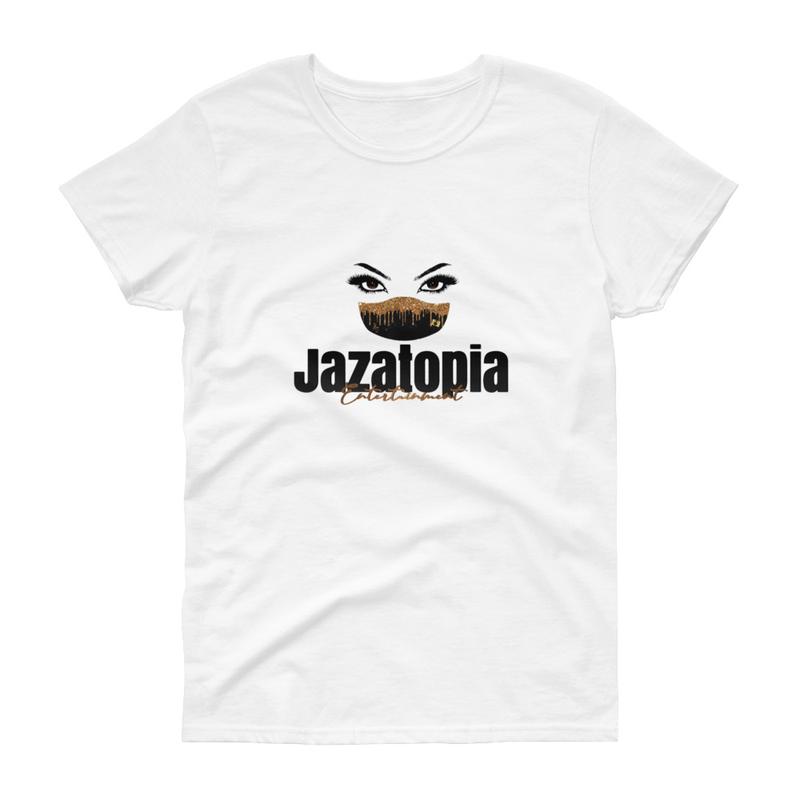 Jazatopia Ent Women's short sleeve t-shirt