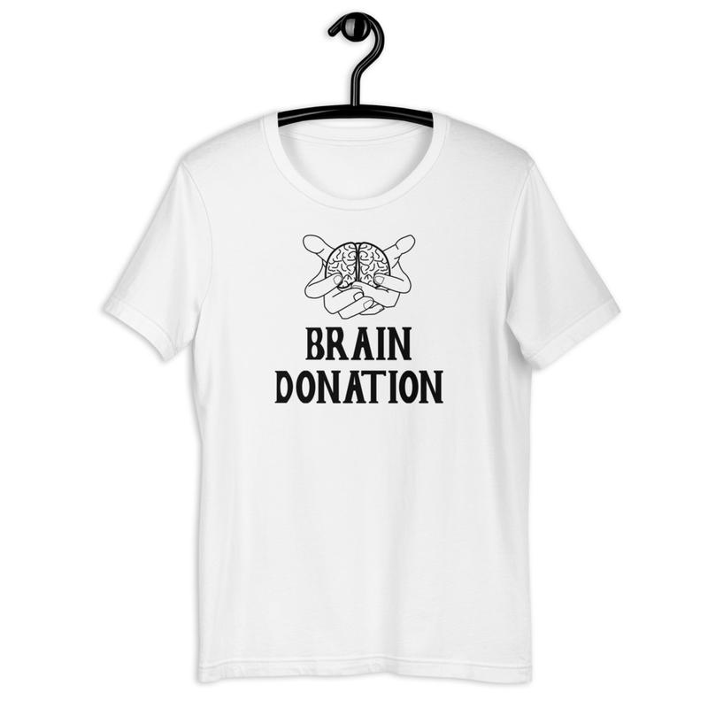 Brain Donation (White)
