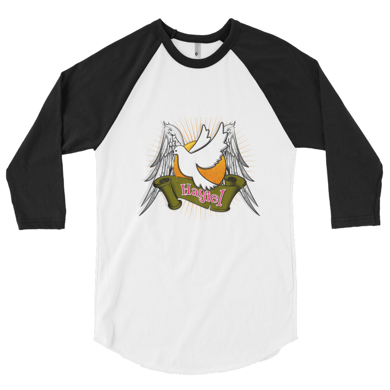Hagiel 3/4 sleeve raglan shirt - Men / Gilet Hagiel 3/4 - Hommes