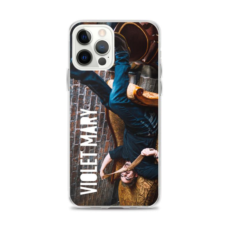 Mike Glamour Shot iPhone Case