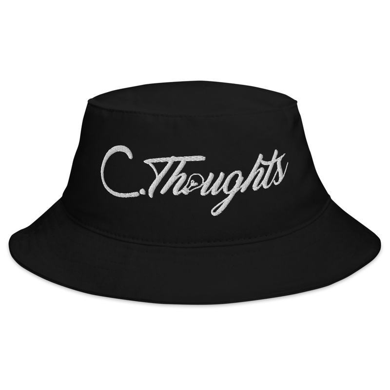 C.Thoughts Logo Bucket Hat