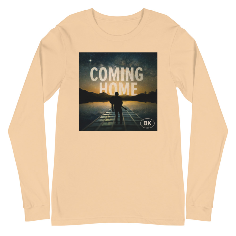 BK Coming Home Cover - Unisex Long Sleeve Tee