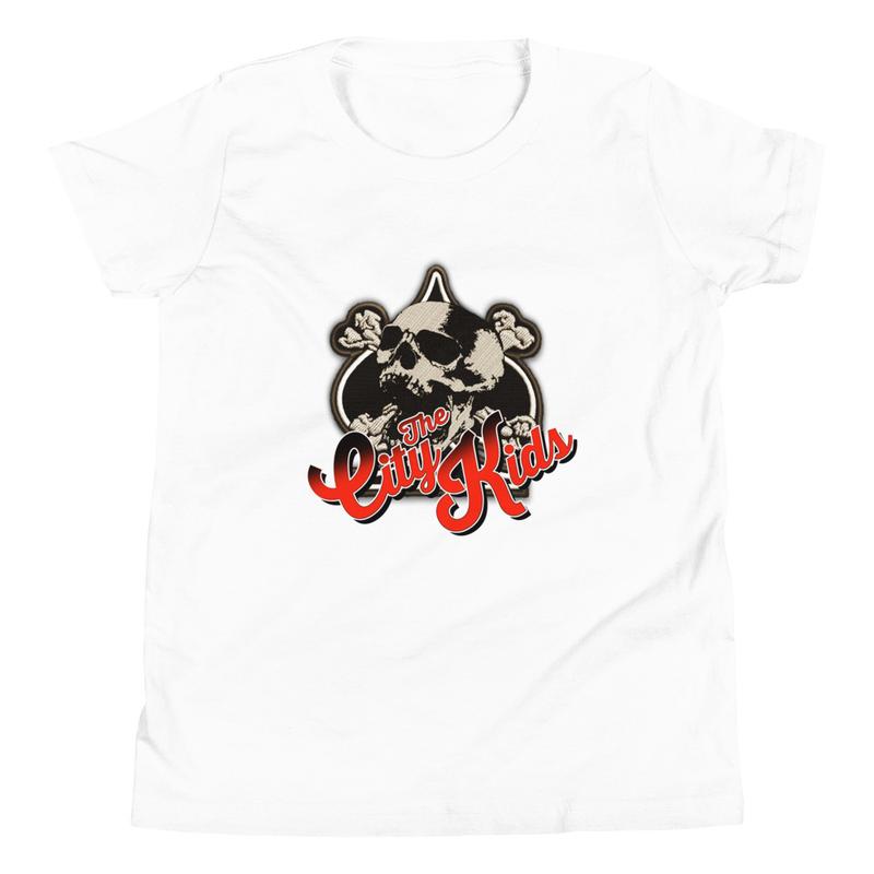 2021 CK Logo Youth Short Sleeve T-Shirt