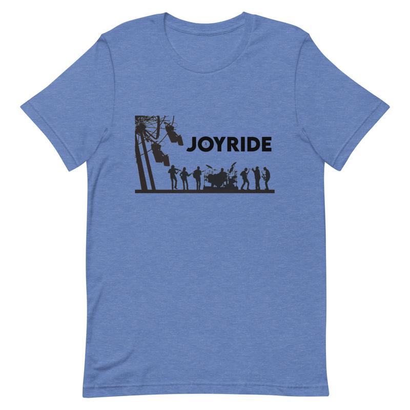 JOYRIDE Ferris Wheel Short-Sleeve Unisex T-Shirt