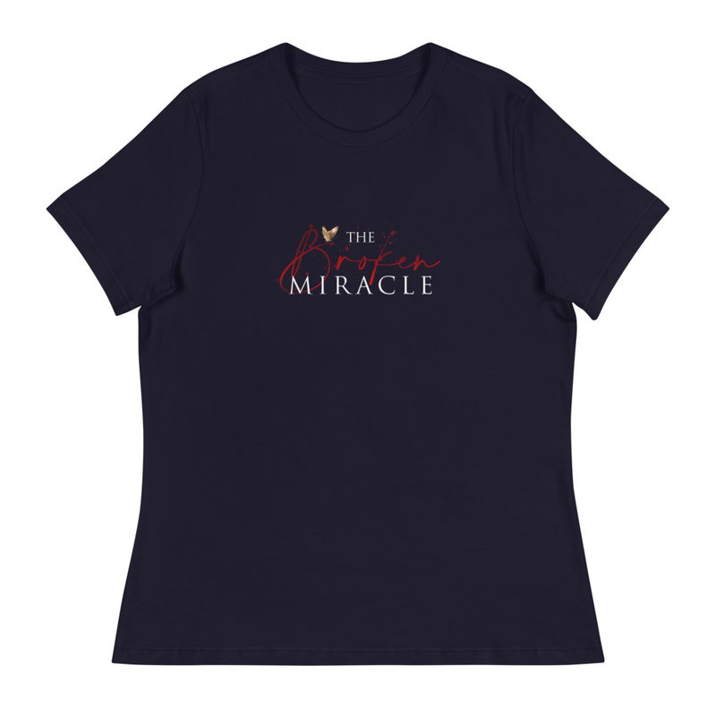 Broken Miracle Women's Relaxed T-Shirt