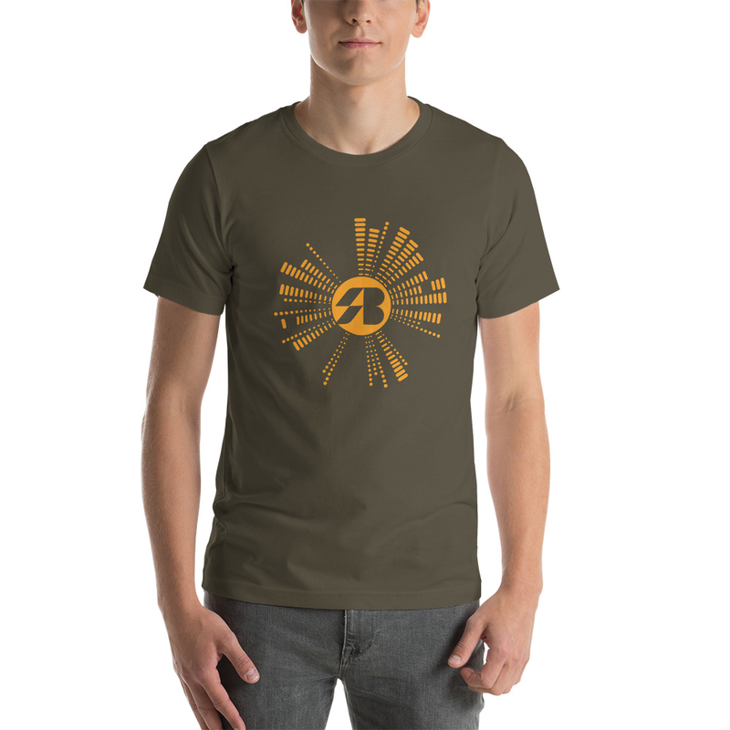 """""""Good As I Came"""" Tee - Gold"""